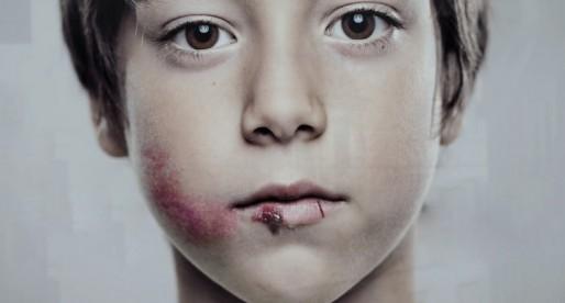 El maltrato a los niños como método correctivo