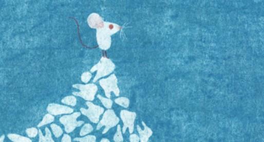El ratón de los dientes puede ser un científico investigador