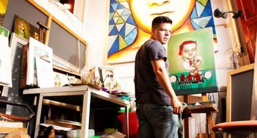 Erik Rivera, el niño terrible