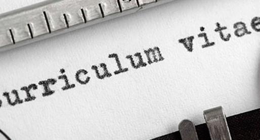 Cómo hacer tu Curriculum Vitae