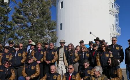 Consejo Directivo de FUNAM visita el observatorio de San Pedro Mártir