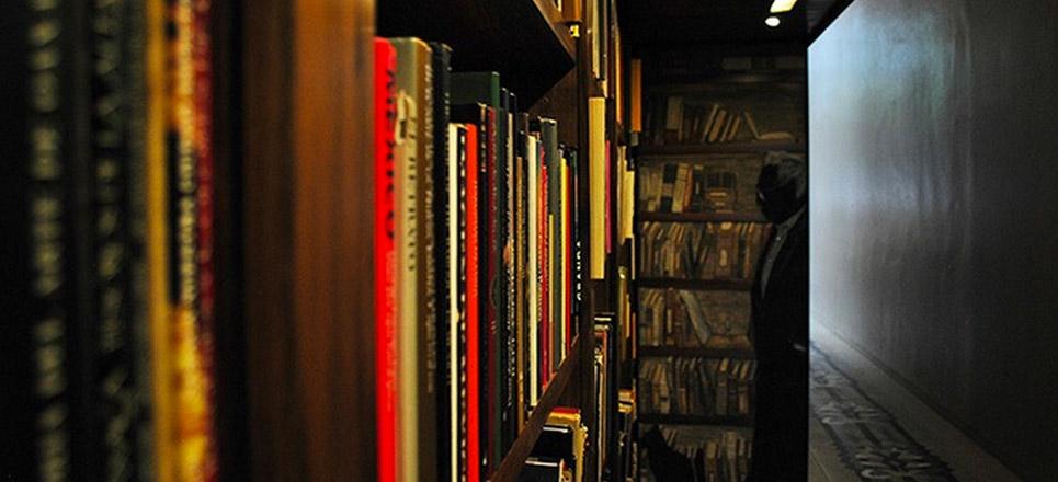 Bibliotecas del DF