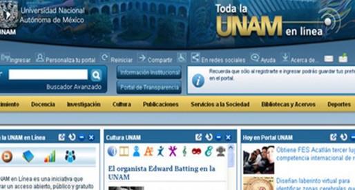 Portal de revistas científicas y arbitradas, conocimiento de la UNAM al mundo