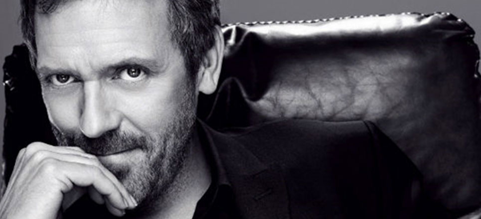 Hugh Laurie, el Dr. del Blues
