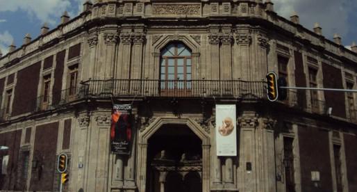 Museo Palacio de la Antigua Escuela de Medicina