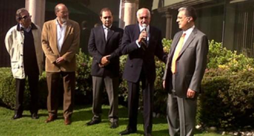 Fundación UNAM recibe donativo del Club Universidad Nacional, A.C y Puma México