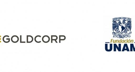 Goldcorp México entrega donativo a Fundación UNAM por 350 mil dólares para becas