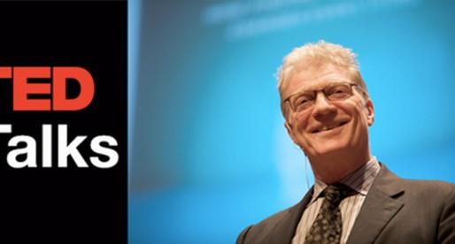 Ken Robinson, las escuelas matan la creatividad
