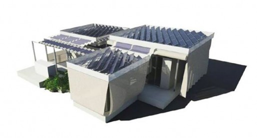 Gana UNAM Decatlón Solar 2014