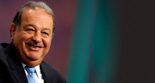 ¡Felicidades Ing. Carlos Slim!