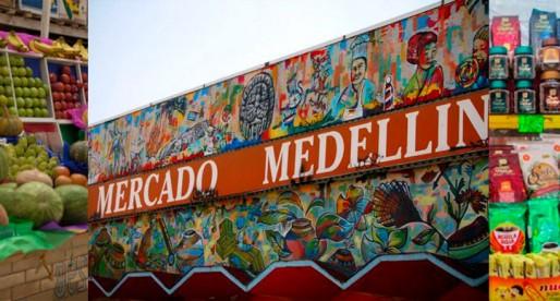 11 razones por las que el Mercado Medellín te enamorará