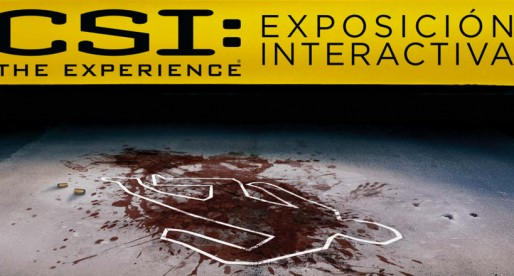 Exposición CSI: The Experience