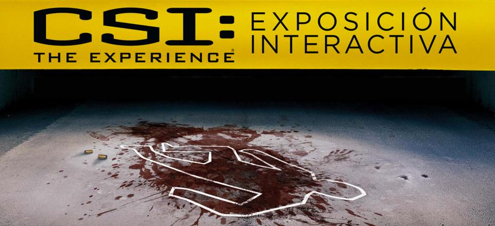 Inauguración de CSI: The Experience