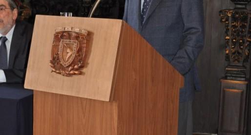 Dionisio Meade, presidente de Fundación UNAM
