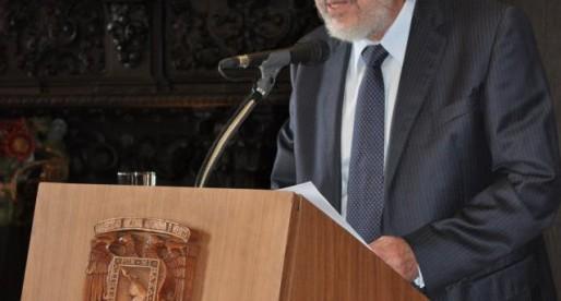 Victor Manuel Sánchez-Cordero, director del IBUNAM