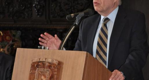 José Narro Robles, rector de nuestra Alma Mater