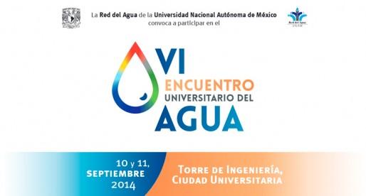 VI Encuentro Universitario del Agua