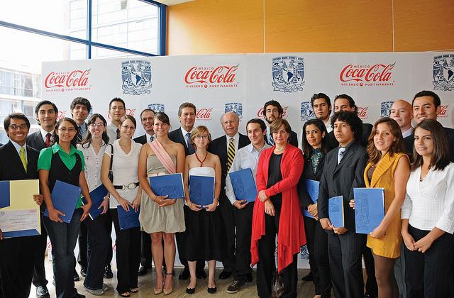 FUNAM en Fundación Coca-Cola México
