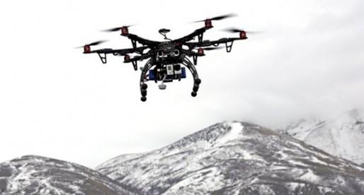Usan drones en reconstrucción 3D de zonas arqueológicas
