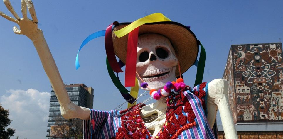XVII Festival Universitario de Día de Muertos