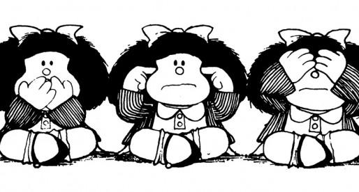 Mafalda cumplió 50 años