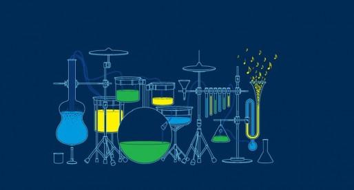 La química de la música