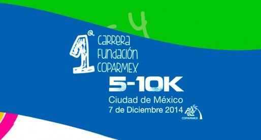1ª carrera Fundación COPARMEX por la educación