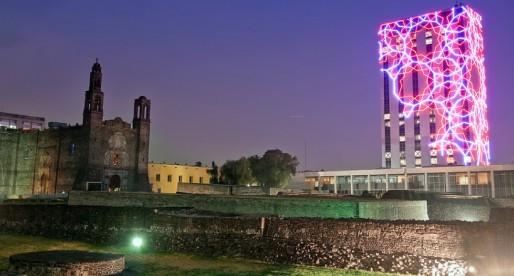 Fotografías de Tomás Montero en CCU Tlatelolco