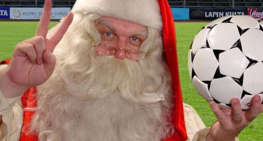 Navidad en el deporte