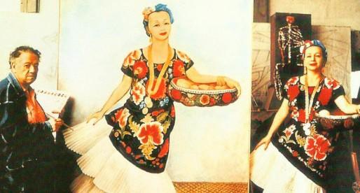 Dolores Olmedo, la mecenas mexicana