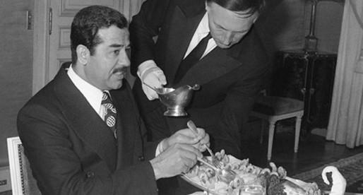 ¿Qué comían los dictadores?