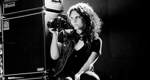 Toni François y su lente en el rock