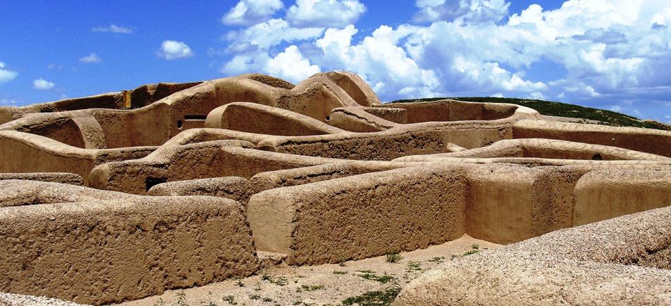 Casas grandes sitio arqueol gico en chihuahua descubre fundaci n unam - Fotos de casas grandes ...