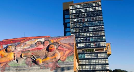 4 décadas de la UNAM