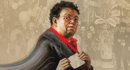Diego Rivera: grandiosa pintura mural