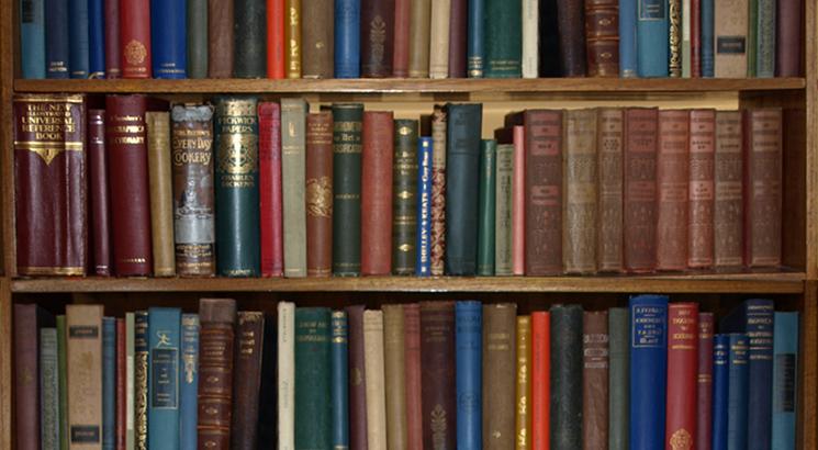 02 jueves Mantener biblioteca casera 02