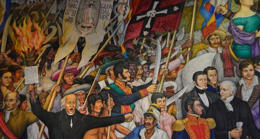 Muralismo mexicano gallery for Arte mural mexicano