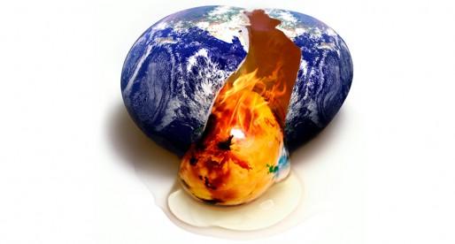 Estamos jugando con nuestro planeta