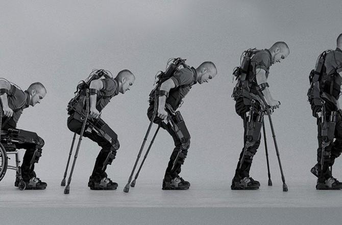 Exoesqueletos, tecnología para pacientes con lesión medular