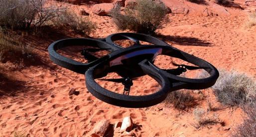 Los drones más caros de la ExpoDrone 2015