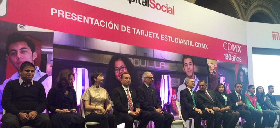Firma de convenio entre FUNAM y el Sistema de Transporte Colectivo Metro.