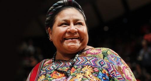 La UNAM y los Premios Nobel – Rigoberta Menchú Tum