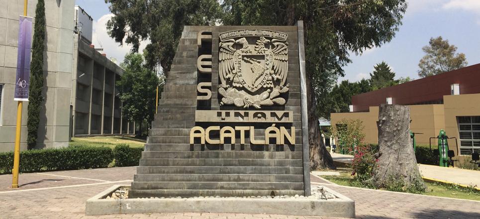 La FES Acatlán, orgullosamente UNAM