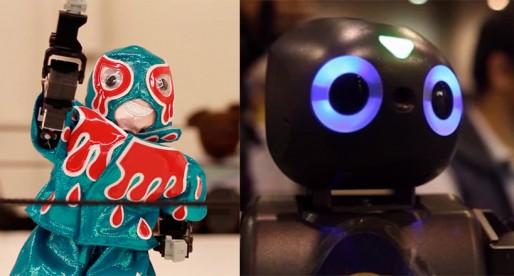 Guerras de robots en México