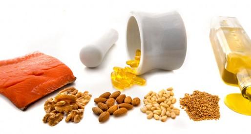 Alimentos funcionales y beneficios del Omega 3