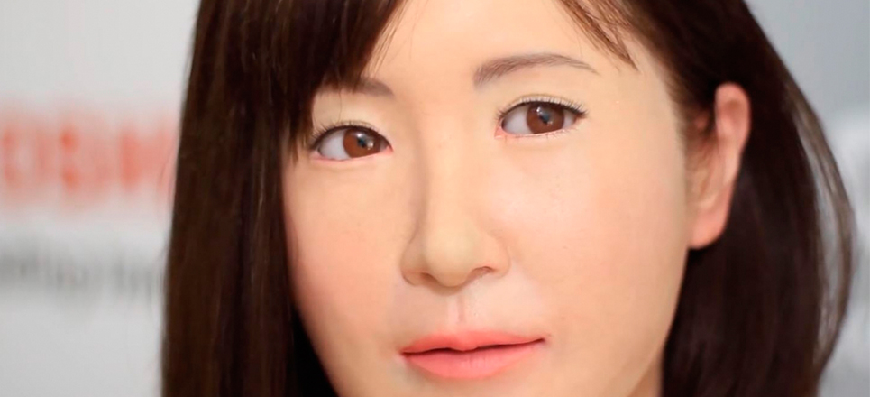 Primer robot que expresa sentimientos
