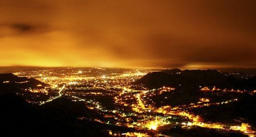 Contaminación por luz roba los cielos oscuros