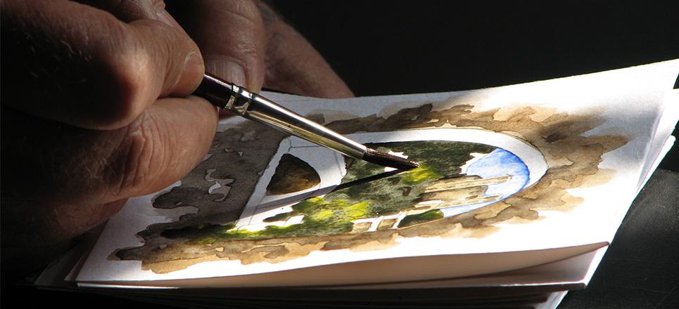 El uso de la tecnología en el arte