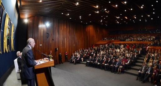 La UNAM brinda homenaje a 46 académicos