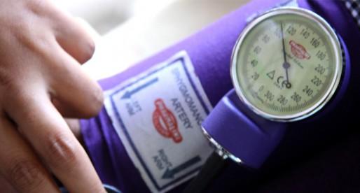 13% de los jóvenes sufren de hipertensión